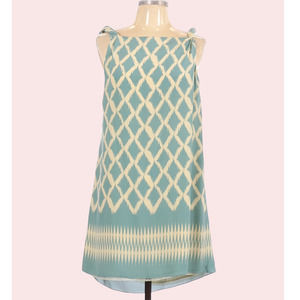 MOULINETTE SOEURS- Silk Ikat Dress